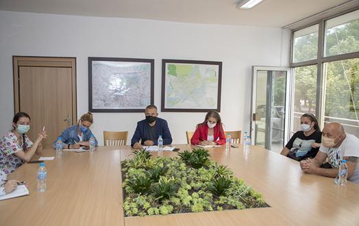 В Община Стара Загора беше проведено първото заседание на сформираната