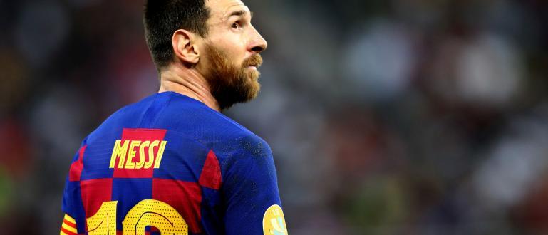Звездата на Барселона - Лионел Меси е заявина ръководството на