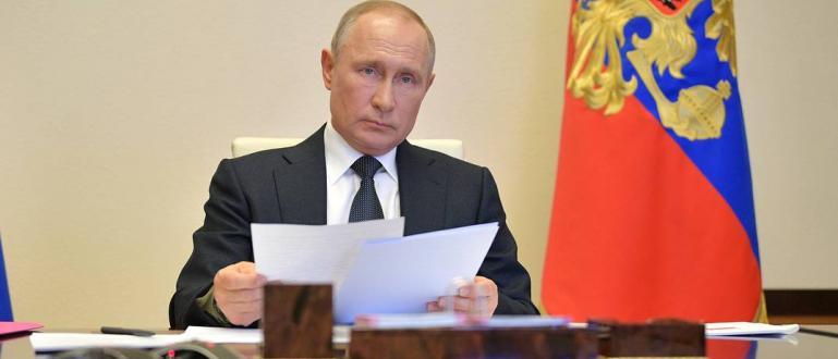 Руският премиер Владимир Путин обяви, че страната му първа в