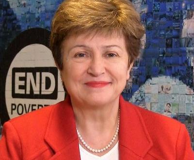 Кристалина Георгиева е сред групата от петима европейски кандидати за