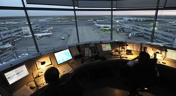 Причината е задействането на сензора за повреда на шаситоСамолетът Airbus