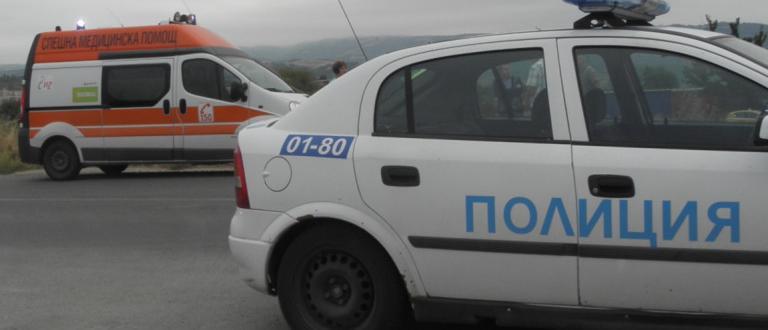 Мъжът е задържан, причините за инцидента се изясняватСтоличен шофьор е
