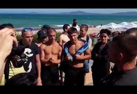 Двестанаха удавените деца след скок от Моста в Бургас днес.Преди