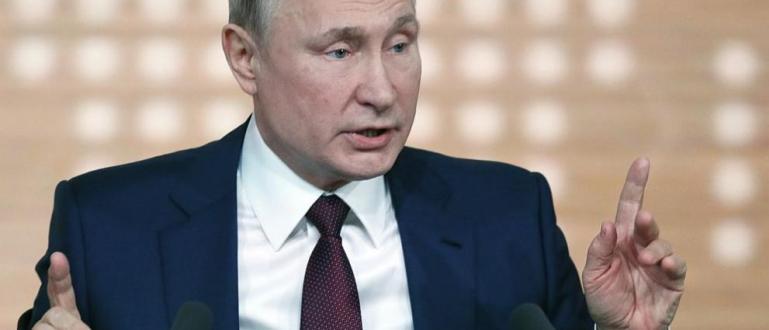 Руският президент Владимир Путин предложи днес в телевизионно обръщение от