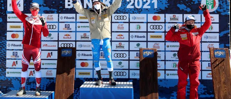 Талантът в ските на Италия – Джовани Франзони спечели първата