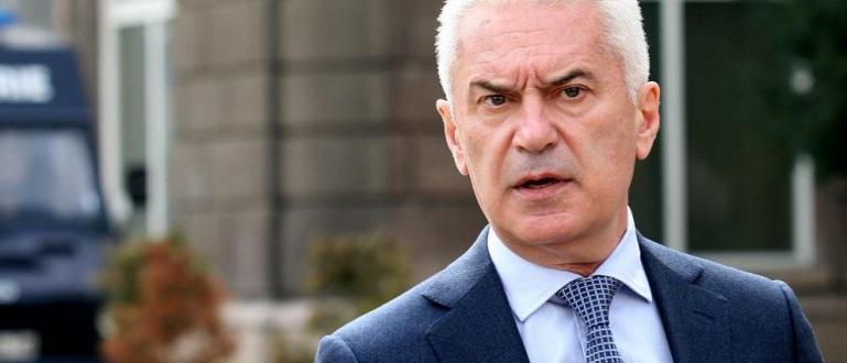 Волен Сидеров подава оставка като депутат в следващите дни. Това