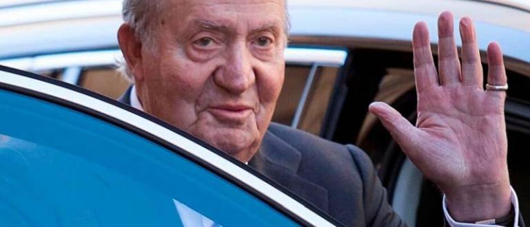 Хуан Карлос – испанският крал, абдикирал през 2014 г., се