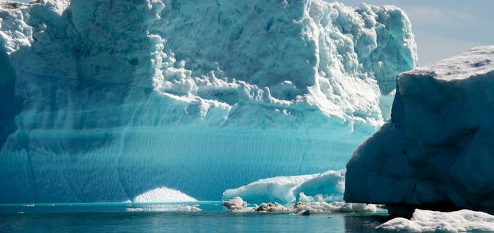 Ледената покривка на Гренландия се е стопила до точка, от