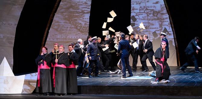 Отложеният заради пандемията уникален спектакъл на Дойче опер-Берлин и Старозагорската