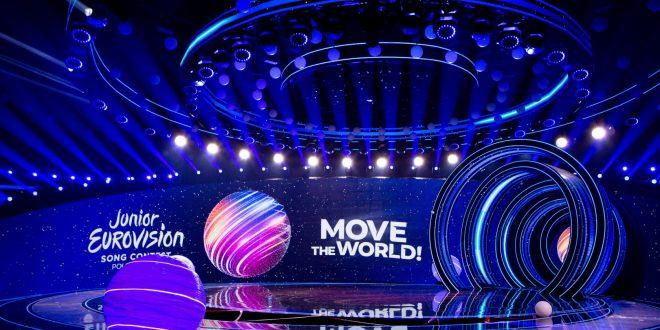 """Представителката на Франция Валентина Тронел с песента J`imagine (""""Представям си""""),"""
