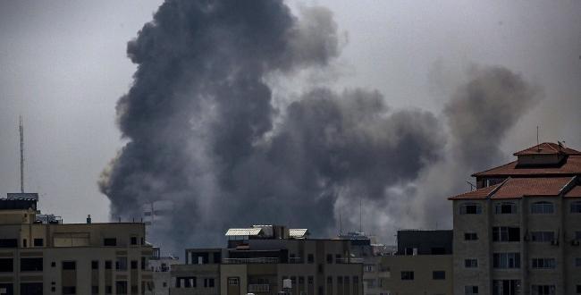 Израелски изтребители са ударили главния оперативен щаб на службата за
