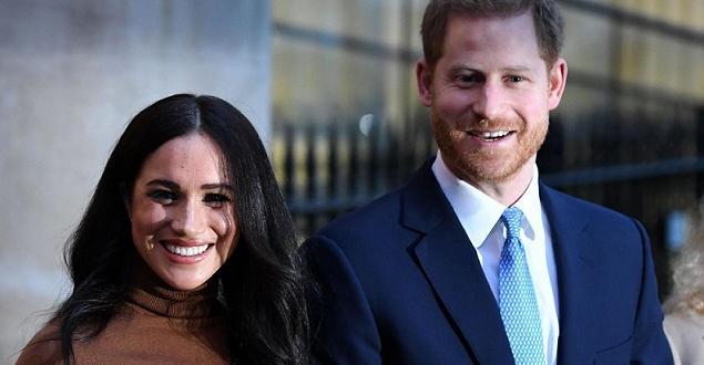 """Хари и Меган Маркъл обявиха пред вестник """"Telegraph"""" новата си"""