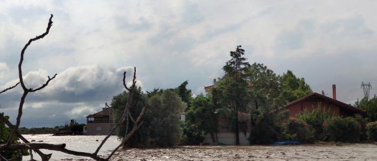 Най-малко петима души загинаха при пороен дъжд с гръмотевици, който