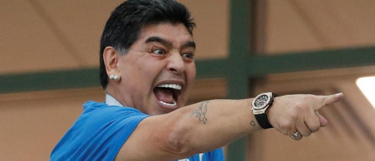 Легендата на аржентинския футбол Диего Армандо Марадона бе арестуван от