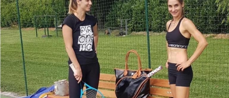 Снимка: Пиронкова тренира отново в Пловдив