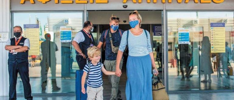 За ограничаване на разпространението на коронавируса гръцкото правителство обяви нови