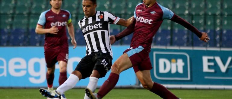 Локомотив (Пловдив) излезе на трето място в efbet Лига, след