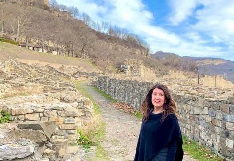 Американският посланик Херо Мустафа се наслади на великолепието на крепостта