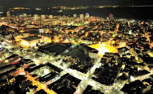 Дейностите за обновление и модернизацияна уличното осветление в Бургас стартираха
