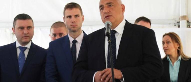 Премиерът Бойко Борисов откри разширение на преработвателен завод за слънчоглед