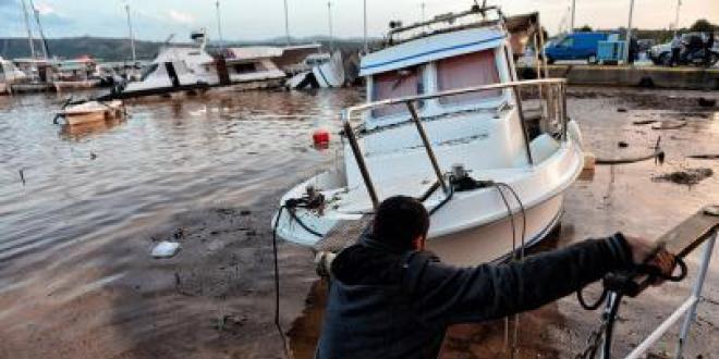 Девет души са загинали, а трима са изчезнали в Мадагаскар