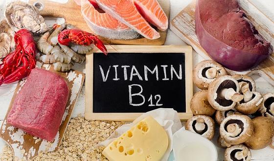 Витаминът B12 укрепва нервната система, енергийния метаболизъм и сърдечната функция.