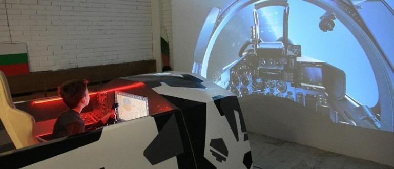 В София работи първият авиосимулатор