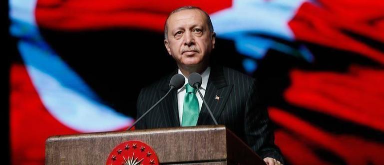 Разпространената от всички медии карикатура на турския президент Реджеп Тайип