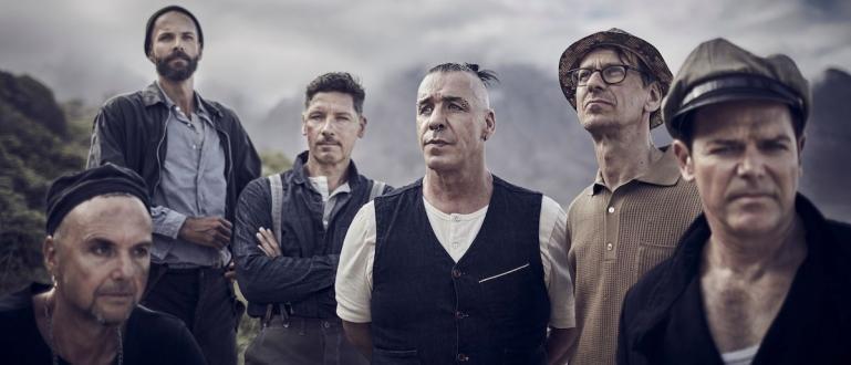 Групата Rammstein потвърди, че е записала нов студиен албум през