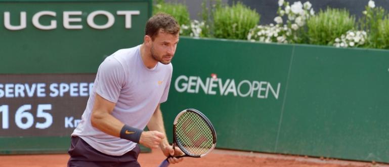 Григор Димитров загуби мача си от I кръг на турнира