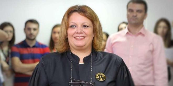 Спецполицаи арестуваха ръководителя на Специалната прокуратура на Северна Македония Катица