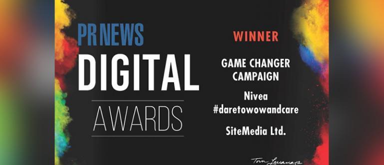 SiteMedia Consultancy спечели с кампанията #DaretoWOWandCare на NIVEA България в