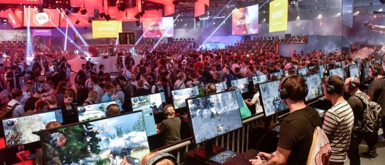Най-голямото изложение в света за видеоигри