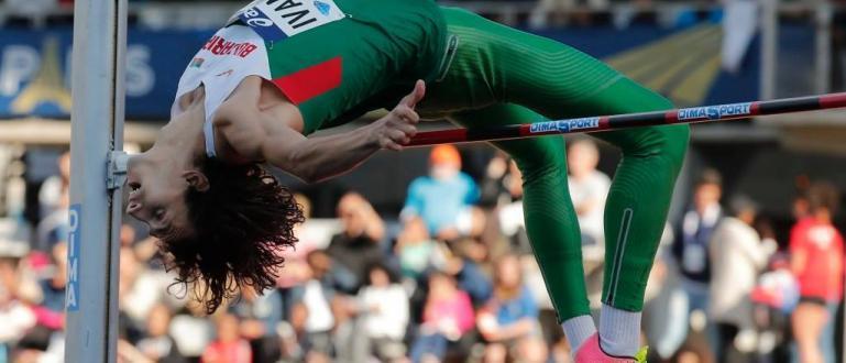 Водещият български атлет в скока на височина Тихомир Иванов постигна