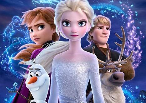 """""""Замръзналото кралство 2"""" дебютира на големия екран с три впечатляващи"""