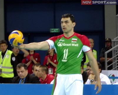 Българската волейболна федерация очевидно иска да отстрани Силвано Пранди от