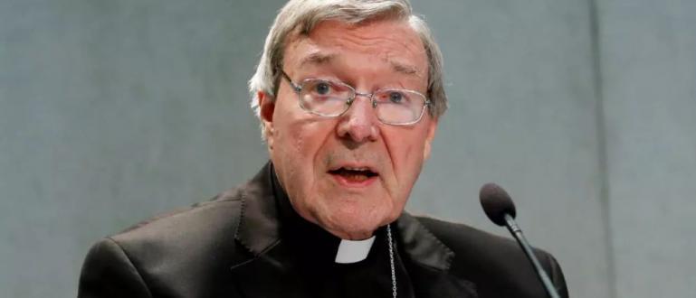 Някогашният архиепископ на Сидни и римокатолически кардинал Джордж Пел беше