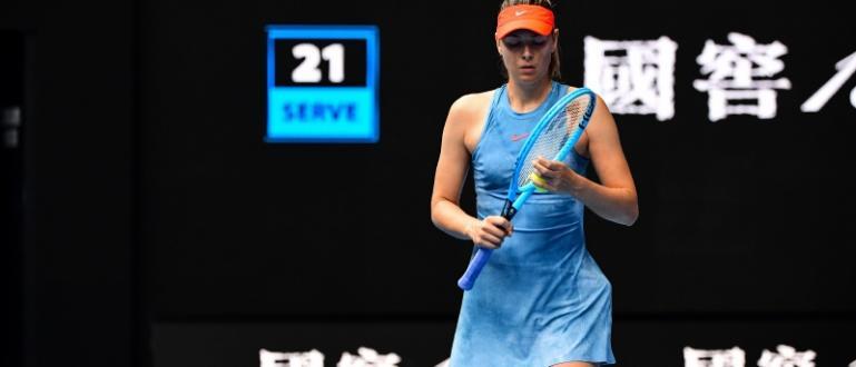 Руската звезда в тениса Мария Шарапова е получила над 2,2