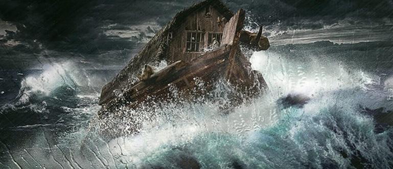 Гибелното покачване на моретата ще докара нов всемирен потоп, който