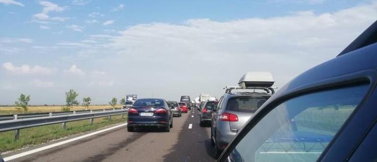Пътен инциденте станал около 15.40 часа в района на 144