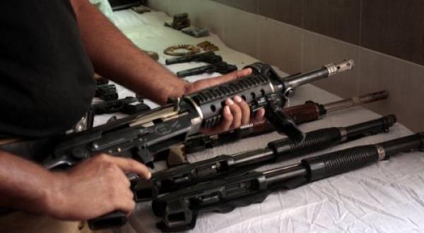 Продажбите на оръжие са нараснали с близо 5% в световен