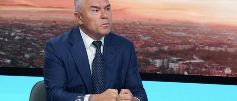 Според лидера на ВОЛЯ Веселин Марешки явно има връзка между