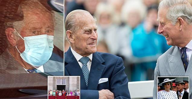 Трогателно последно послание е изпратил принц Филип към своя син