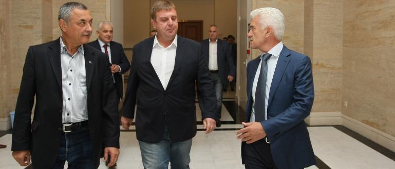 """Взаимните обвинения между ВМРО и """"Атака"""" бяха основно за резултатите"""