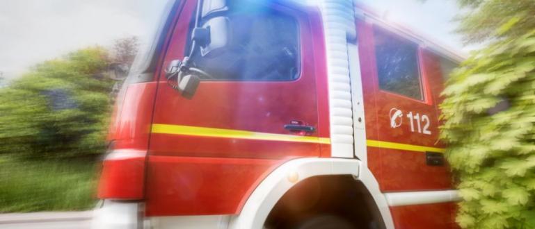 Пожар избухна в апартамент в блок 105 в бургаския комплекс