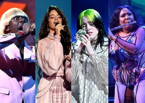 """Тазгодишните награди """"Грами"""" не успяха да се представят на ниво,"""