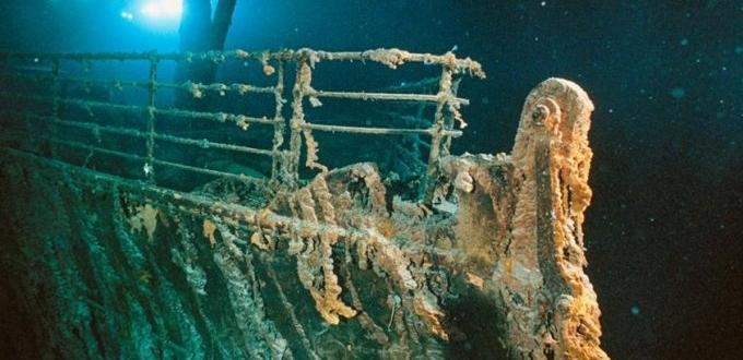 """Невероятно, но факт. Потъналият през 1912 г. """"Титаник"""" отново проговори."""
